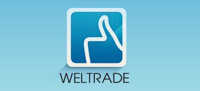 Weltrade, Велтрейд логотип, logo