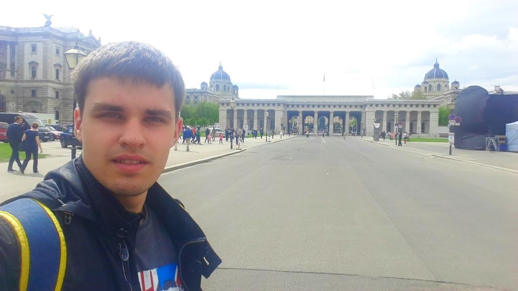 Площадь Хельденплац