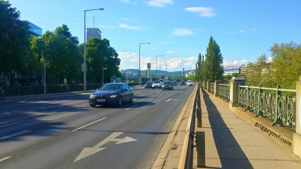 Дороги Вены