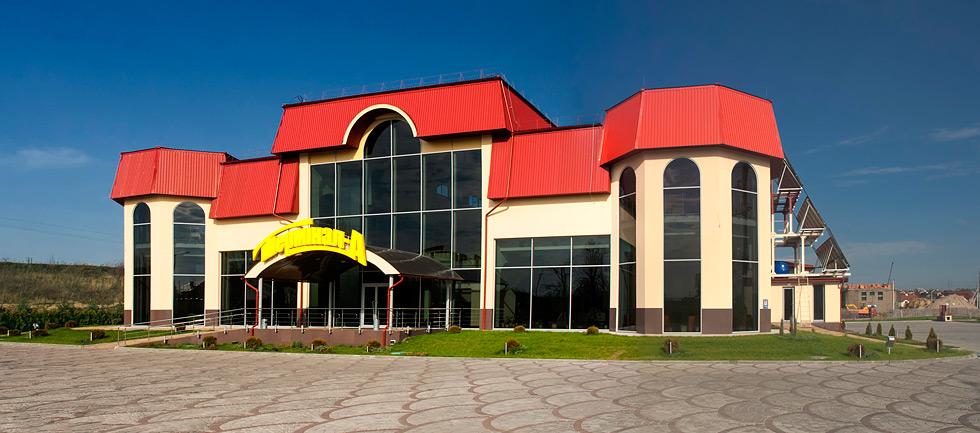 Терминал А во Львове