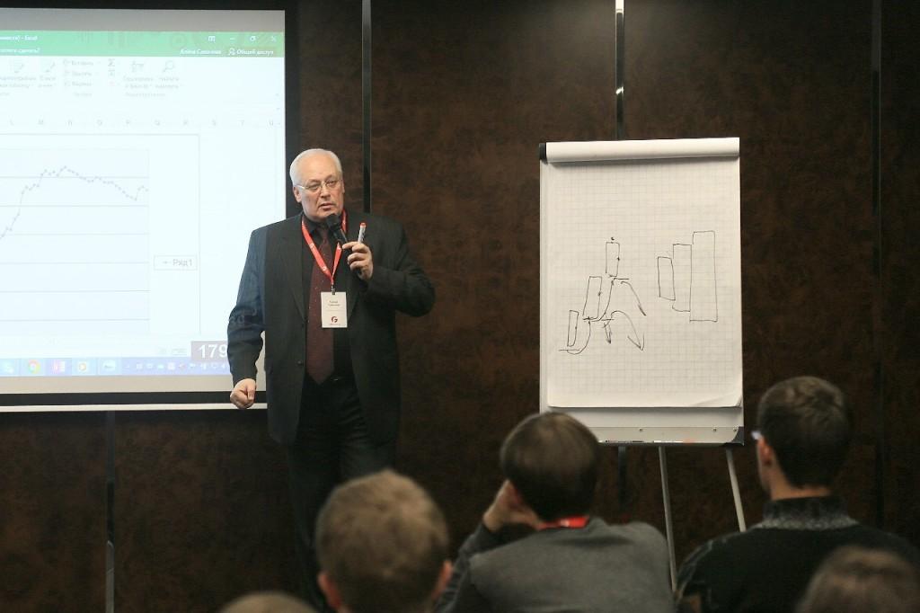 Евгений Старостенко, финансовый консультант, трейдер