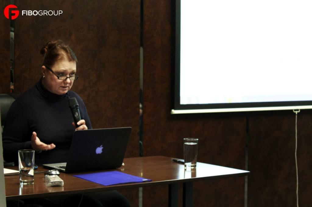 Елена Кашина. Торговая стратегия