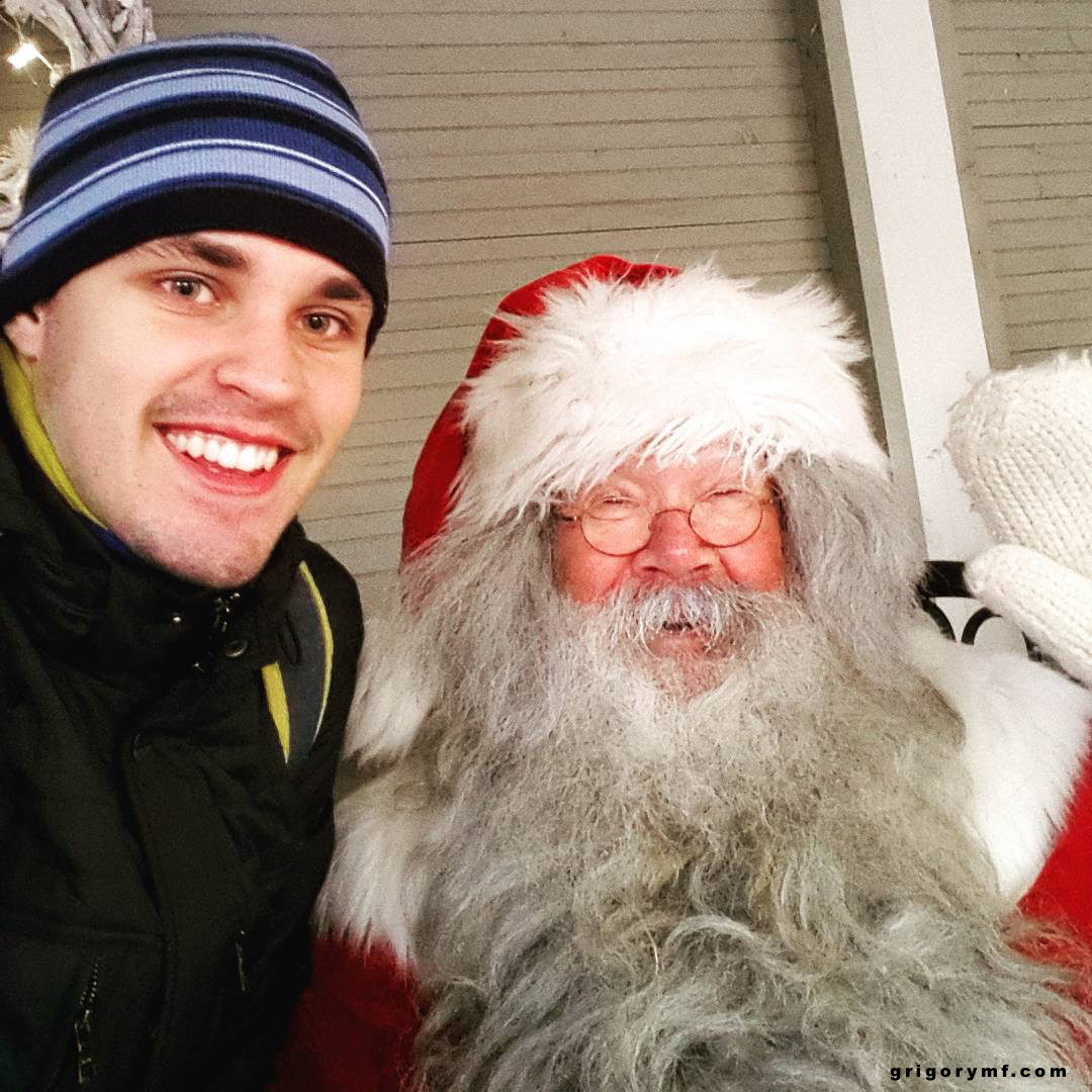 Санта Клаус, Европа, Финляндия, европа