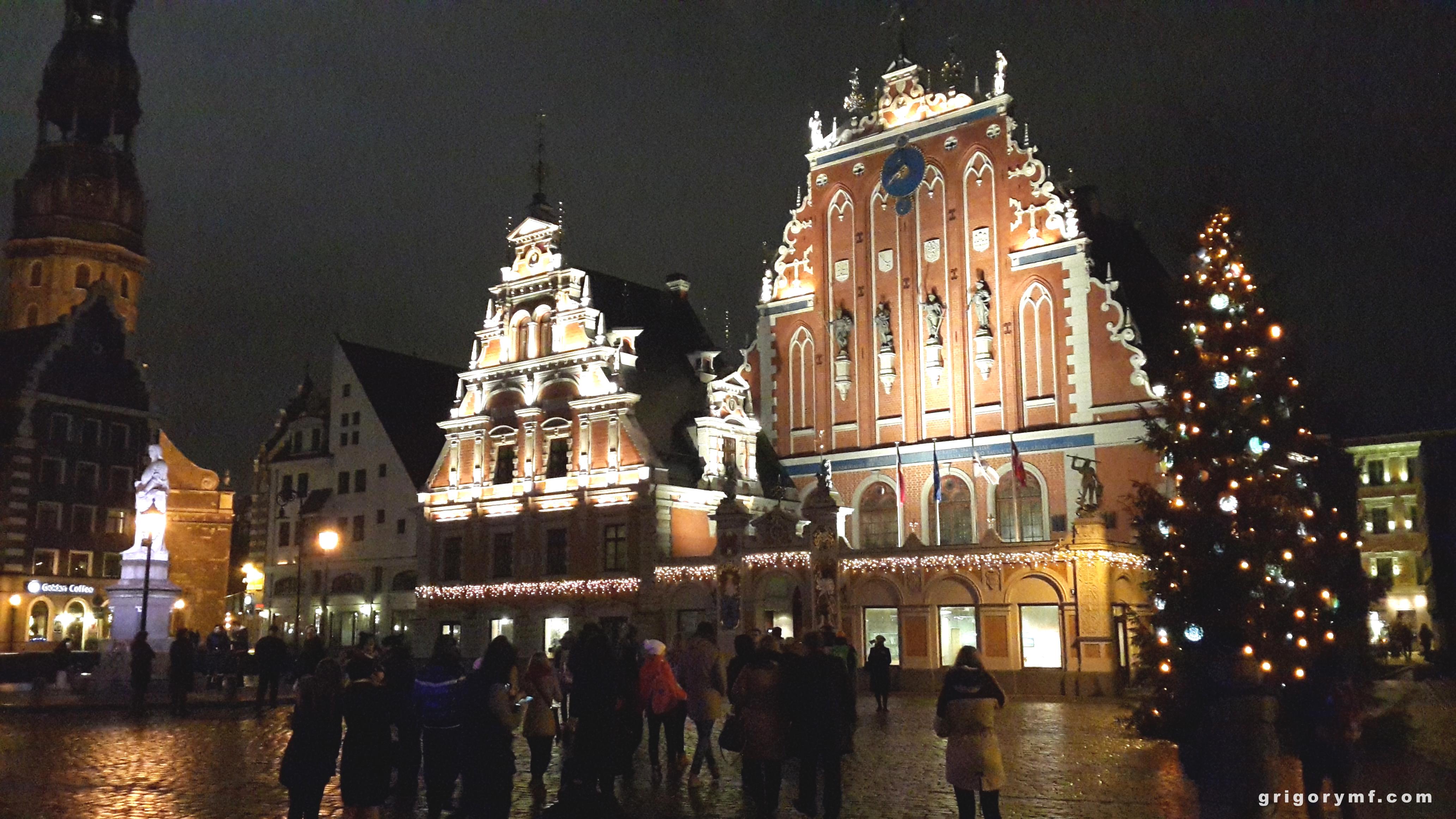 Церковь святого Петра, rigas sv petera baznica, Рига, старый город