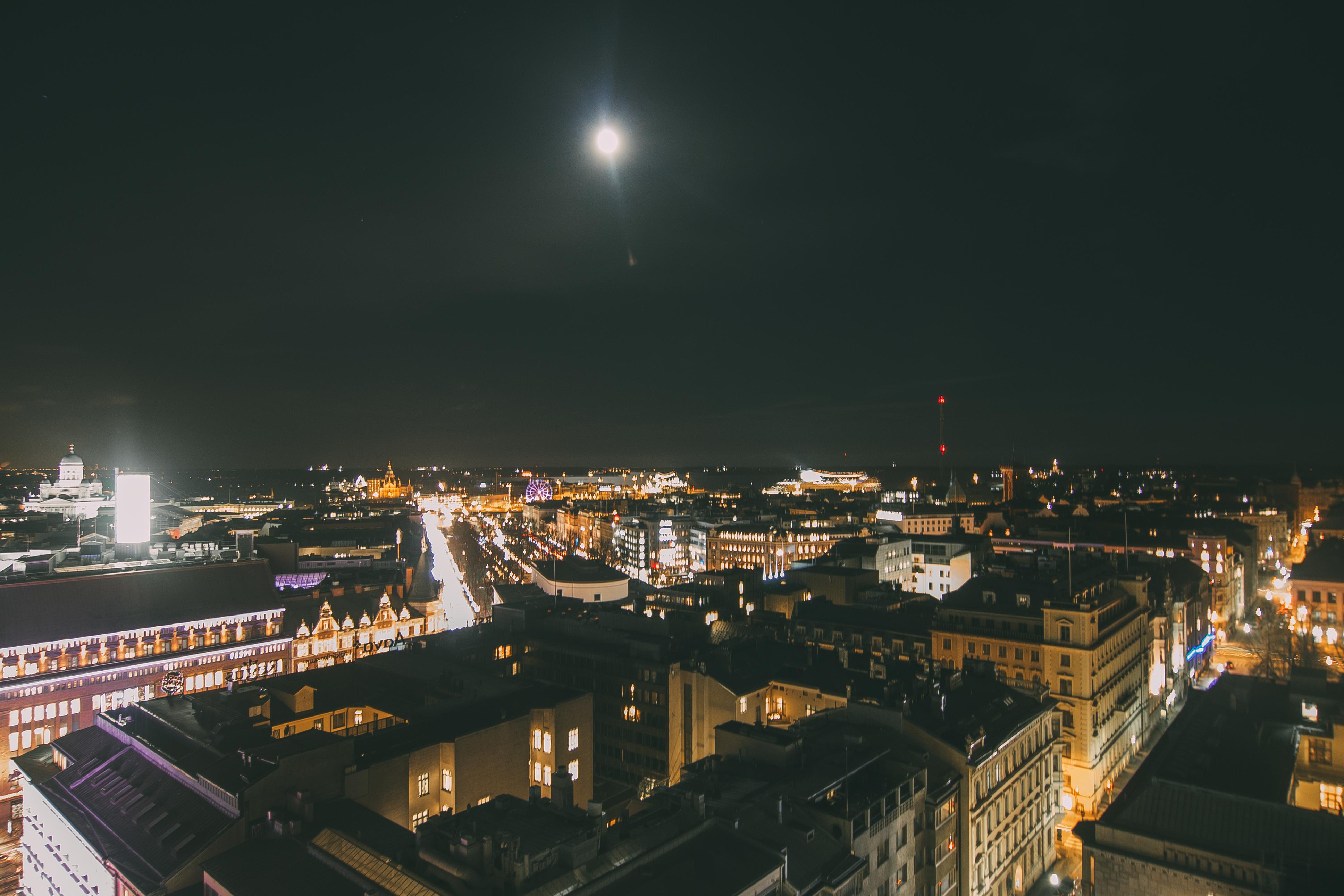 Solo Sokos Hotel Torni, Хельсинки