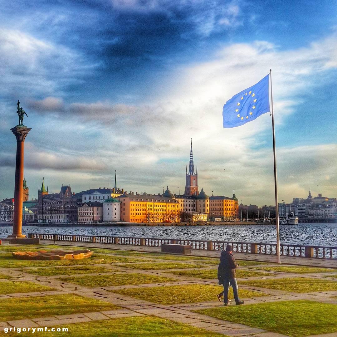 Stockholms Stadshus, Стокгольмская ратуша, евросоюз, Европа, europe