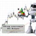 Форекс робот BG Rebate, прибыльный и стабильный советник